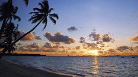 unterwegs - Malediven