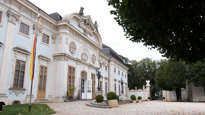 Herrensitze - So jagte Maria Theresia: Schloss Halbturn