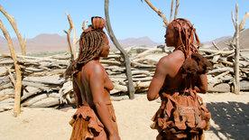 Himba, Buschmänner und Löwen -<br/>Wildnis- und Kulturmarketing in Namibia