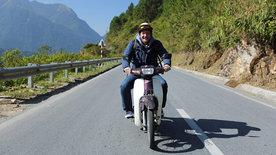 Mit dem Moped durch Vietnam