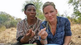 unterwegs - Botswana