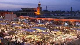 Marokkos magische Mitte