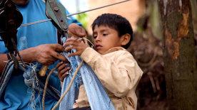 Die gefährlichsten Schulwege der Welt: Bolivien
