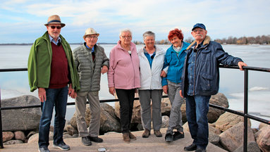 Mit 80 Jahren Um Die Welt - Mit 80 Jahren Um Die Welt - Kanada