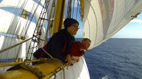Meine Traumreise über den Atlantik