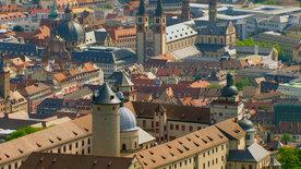Deutschland von oben 4 - Stadt