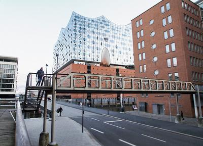Hafen Hamburg (1/4)