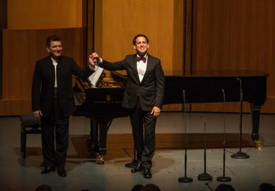 Liederabend Juan Diego Flórez & Vincenzo Scalera