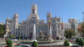 Spaniens spannende Mitte