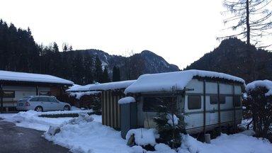 Zdf.reportage - Zdf.repoertage Die Wintercamper - Ein Stellplatz Zwischen Eis Und Schnee
