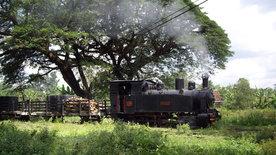 Mit dem Zug durch Java