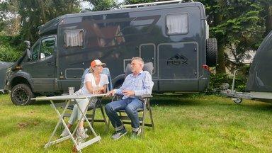 Zdf.reportage - Große Freiheit Wohnmobil - Camper Legen Los