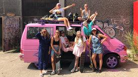 Ab 18! - Skater Girls