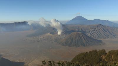 Java – Im Schatten der Vulkane