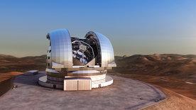 Augen der Wüste - Eine Reise zu den größten<br/>Teleskopen der Erde