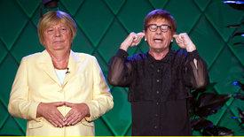 Mitternachtsspitzen extra – Das Beste über Angela Merkel