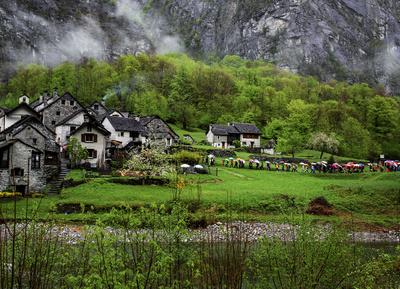Wunderland: Val Bavona TI