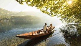 Sommerfrische in Kärnten: Der Millstätter See