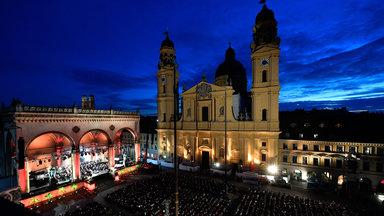 Musik Und Theater - Sommernachtsmusik – Open Air Aus München