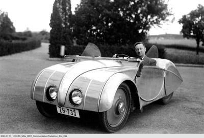 Ganz - die wahre Geschichte des VW-Käfers