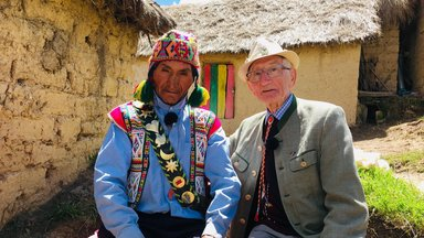 Mit 80 Jahren Um Die Welt - Mit 80 Jahren Um Die Welt - Peru