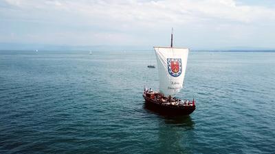 Im Kielwasser der Geschichte - Historische Schiffe am<br/>Bodensee