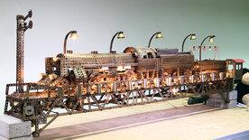 Blech, Karton & Co. - historische Modellbahnschätze