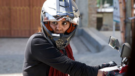 Ab 18! - Motorcycle Woman