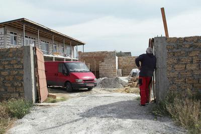 Tschopps Haus auf der Krim