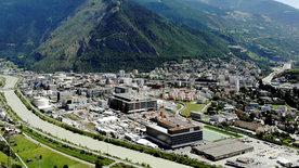 Die neuen Walliser - Lockrufe vom Rande der Schweiz