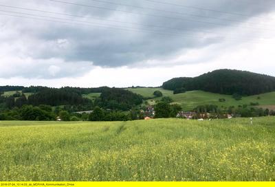 """Der """"merkwürdige"""" Kleine Thüringer Wald"""