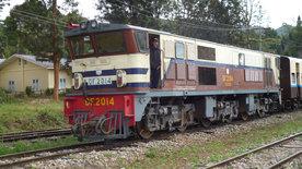 Schienenabenteuer Myanmar -<br/>Von Einbeinfischern, Goldklopfern und Zigarrendrehern