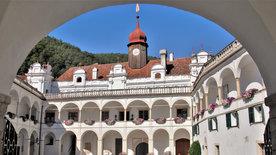 Burgen und Schlösser in Österreich - Die Oststeiermark