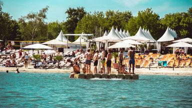 Zdf.reportage - Zdf.reportage: Schwitzen, Schwimmen, Feiern - Sommer In Der Stadt