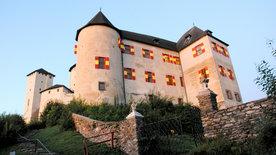 Burgen und Schlösser in Österreich - Das Südburgenland