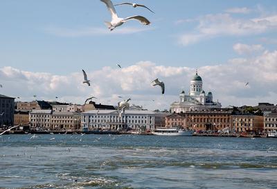 Reisewege Finnland
