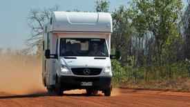Im Wohnmobil durch Westaustralien