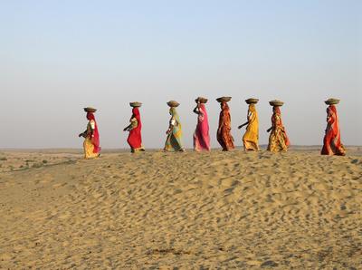 Die Prinzessinnen von Rajasthan