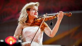 Anne-Sophie Mutter spielt Filmmusik
