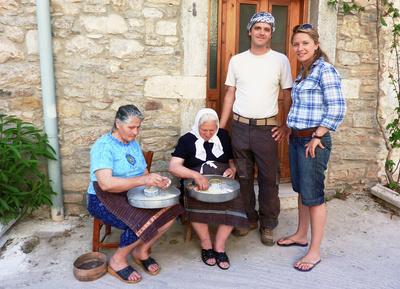 unterwegs - Griechenland