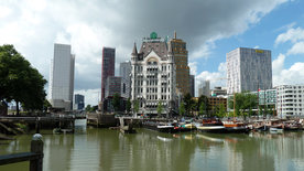 Rotterdam, da will ich hin!