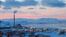 Menschen am Rande der Welt - Spitzbergen