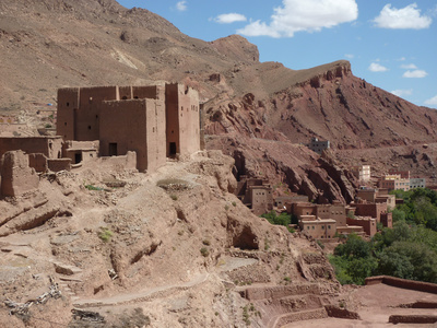 Marokko - Auf der Straße der Kasbahs