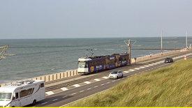 Die Küstentram von Belgien