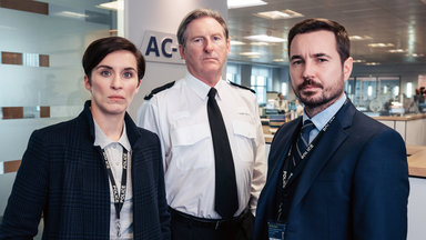 Line Of Duty In Der Zdfmediathek - Der Kopf Der Medusa