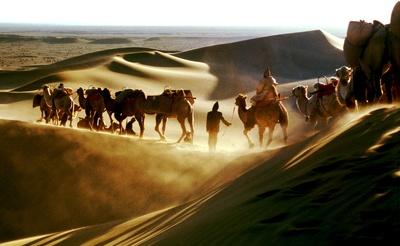 Söhne der Wüste - Durch Gobi und Taklamakan