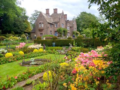 Englands schönste Gärten - Der Charme<br/>von Arts & Crafts