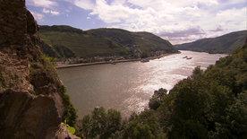 Der Rhein - Von der Quelle bis zur Mündung (3/4)