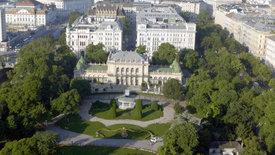 Die Magie der Wiener Parks
