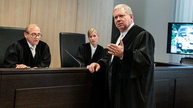 Der Staatsanwalt - Verfahrensfehler
